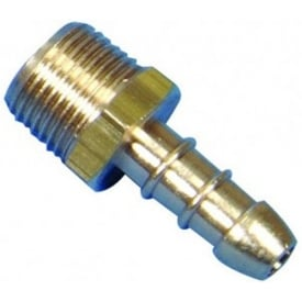 1/2 BSP Taper Male X 8mm LPG Hose Nozzle