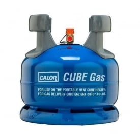 Calor Gas Cube Bottle 6Kg - Gas Refill