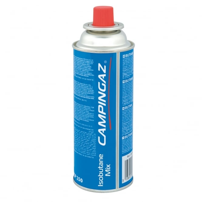 Campingaz 250G Portable Gas Cooker Cartridge Per/4