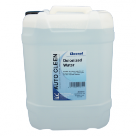 Auto Cleen De-Ionised Water - 20L