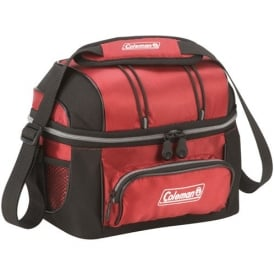 Coleman 6 Cans Soft Cooler With Hard Liner