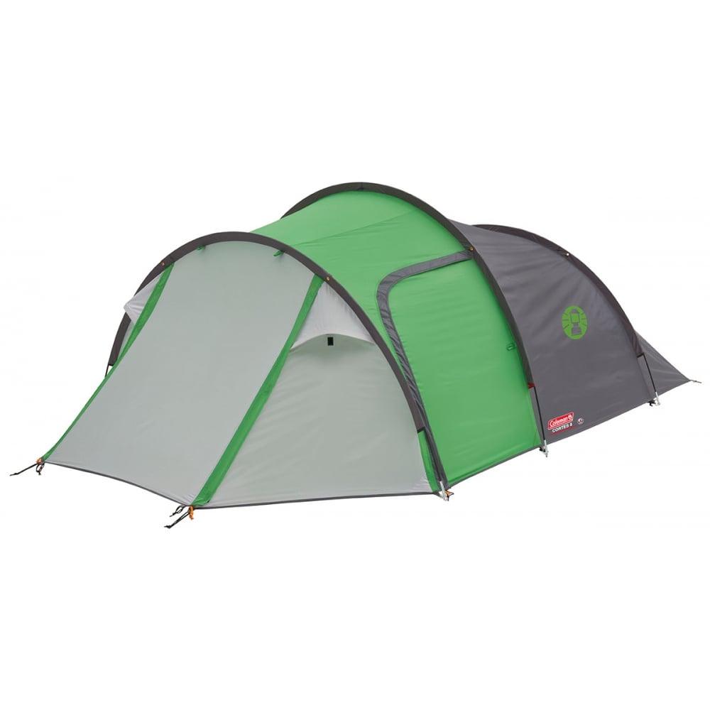 Cortes 2 Man Tent - Green  sc 1 st  TGS Industrial Supplies & Coleman Cortes 2 Man Tent - Green