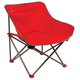 Kick-Back Chair Red