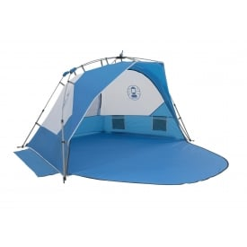 Coleman Sundome Instant with UV Guard Blue