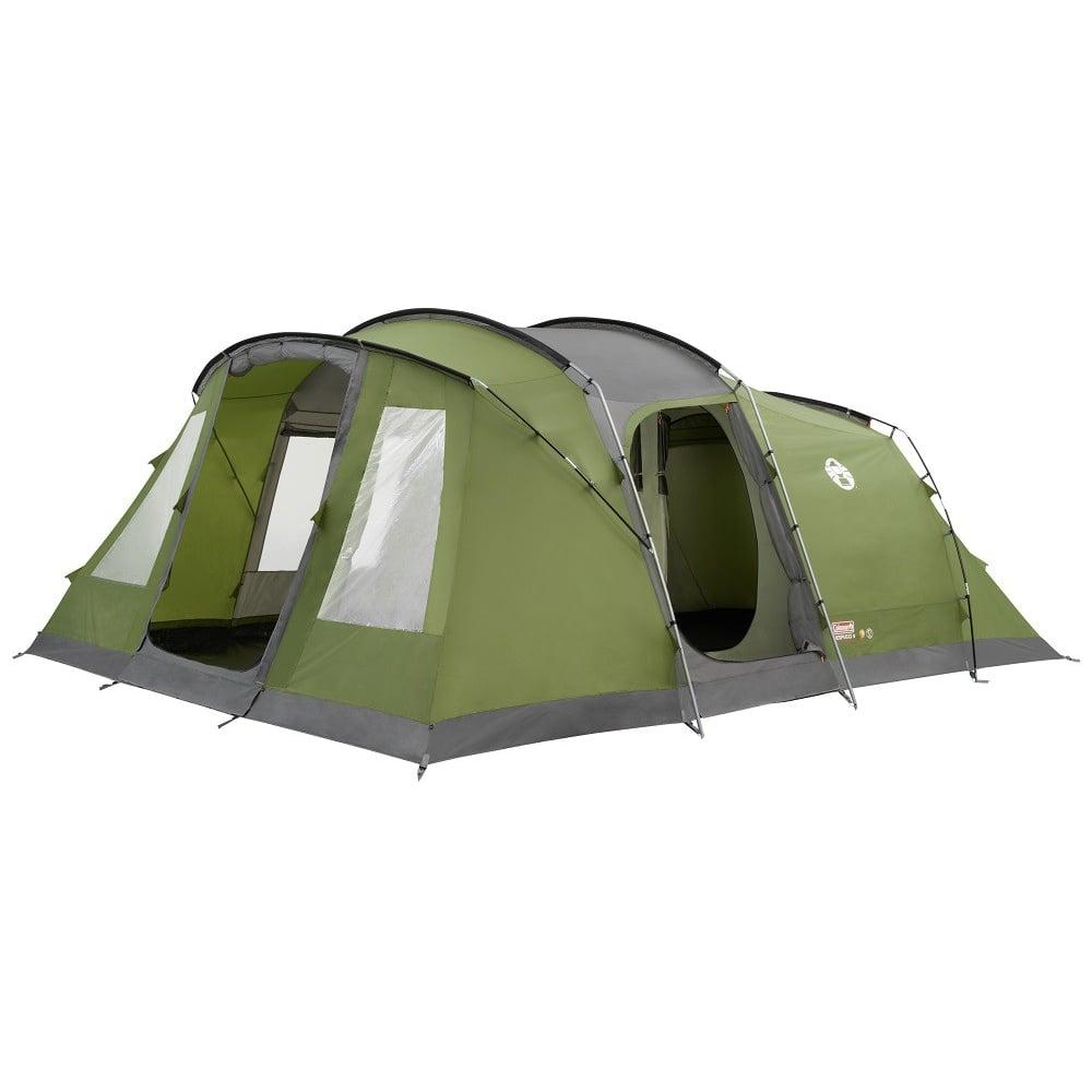official photos aa3c6 a147e Coleman Vespucci 6 Man Tent