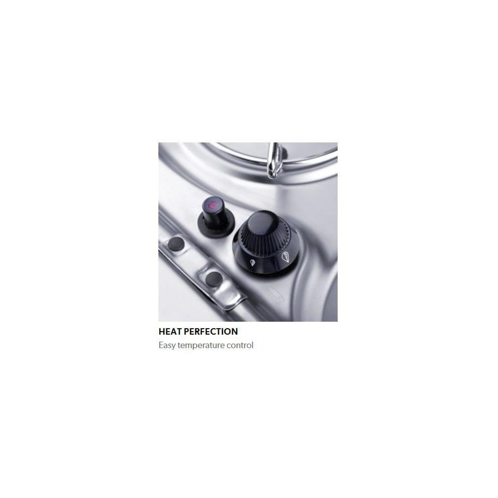 Dometic Smev 9222 Gas Hob & Sink - Left Handed