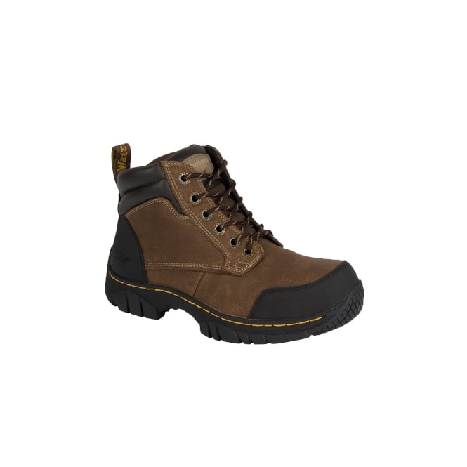DR. MARTEN Riverton Brown Safety Boot