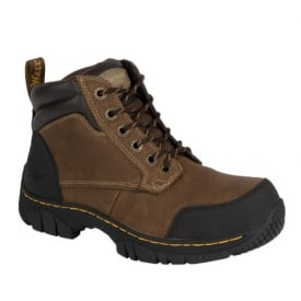 Riverton Brown Safety Boot