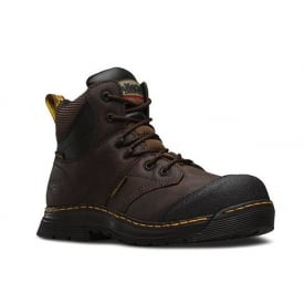 Surge ST Safety Boots - Brown