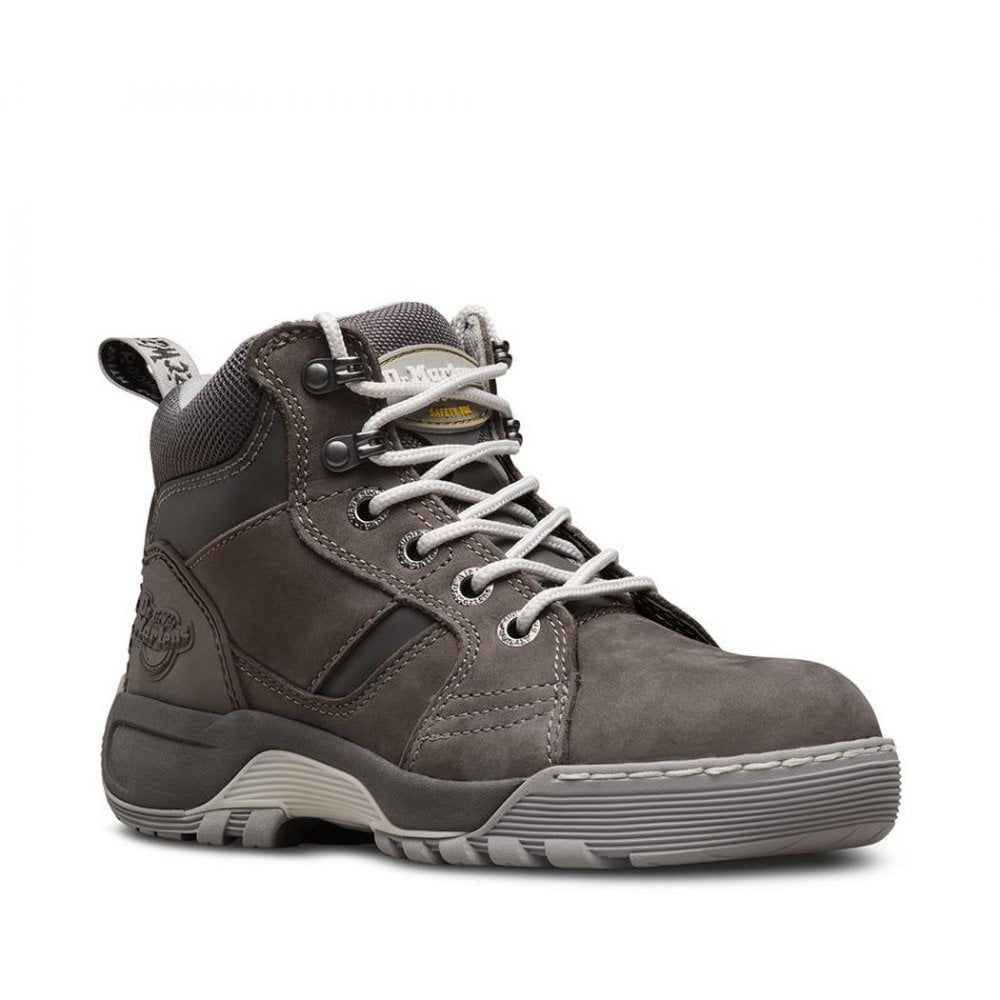 100% top quality great discount for new & pre-owned designer DR. MARTEN Womens Opal Steel Toe Safety Boots