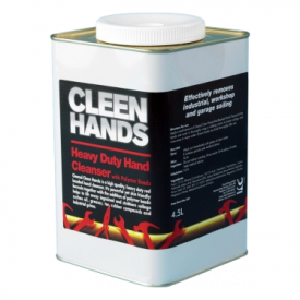 Cleen Hands Heavy Duty Hand Cleanser 4.5L