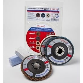 Dronco 5 Piece Polishing Kit