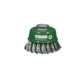 Wire Cup Brush For Stainless Steel