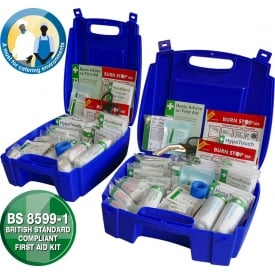 Evolution British Standard Compliant Catering First Aid Kit