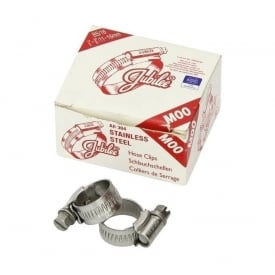 Jubilee M00-11-16mm Stainless Steel Hose Clips