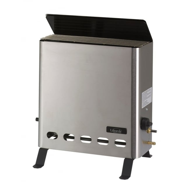 Lifestyle Eden Professional 4.2kw Stainless Steel Greenhouse Heater