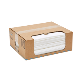 Tufwipe 150 Sheets w/ Carry Box