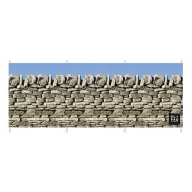 Olpro Stone Wall Windbreak