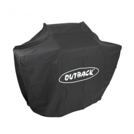 Outback BBQ Cover Fits 4 Burner Meteor / Comet Sear Barbecues