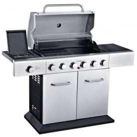 Outback Meteor Select 6 Burner Stainless Steel BBQ