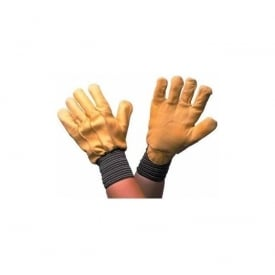 Freezemaster Leather Insulated Gloves
