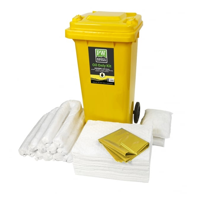 Portwest 120 Litre Oil Only Kit