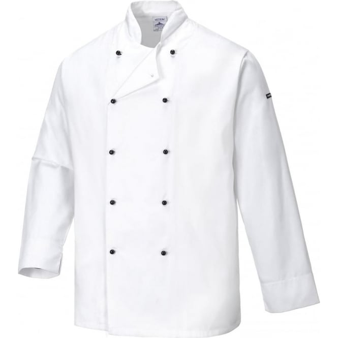 Portwest Cornwall Chefs Jacket