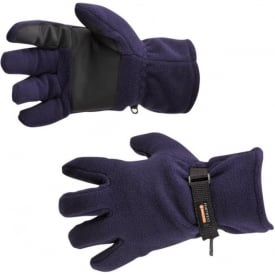 Fleece Glove Insulatex Lined