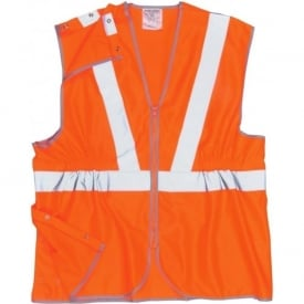 Hi-Vis Long Vest GO/RT