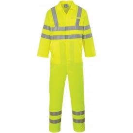 Hi-Viz Poly-Cotton Coverall