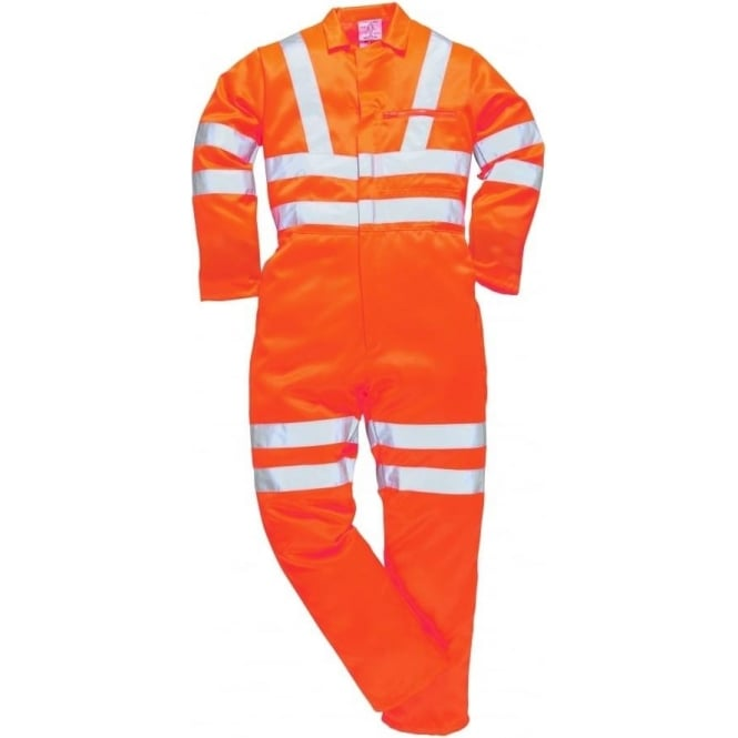 Portwest High Visibility Boilersuit