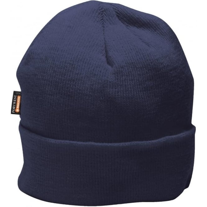 Portwest Insulated Knit Cap Insulatex Lined