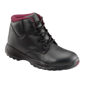 Ladies Safety Boot With Steel Midsole
