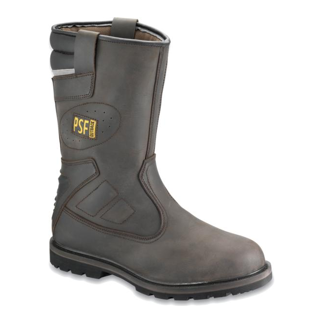 PSF Outback Brown Rigger Boot