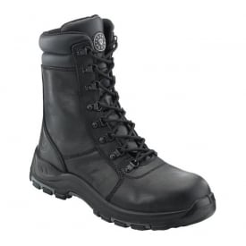 PSF Task Force High Leg Black With Side Zip