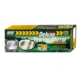 Single Deluxe Towing Extension Mirror - Convex