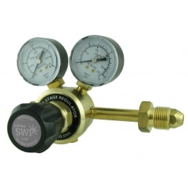 10 Bar 2 Gauge Single Stage Nitrogen Regulator Side Entry