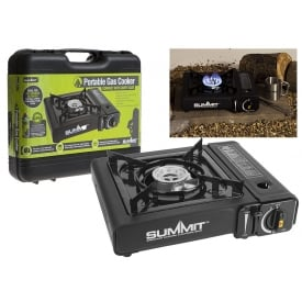 Summit Portable Gas Stove
