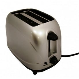 Sunn Camp Silver Low Watt Toaster