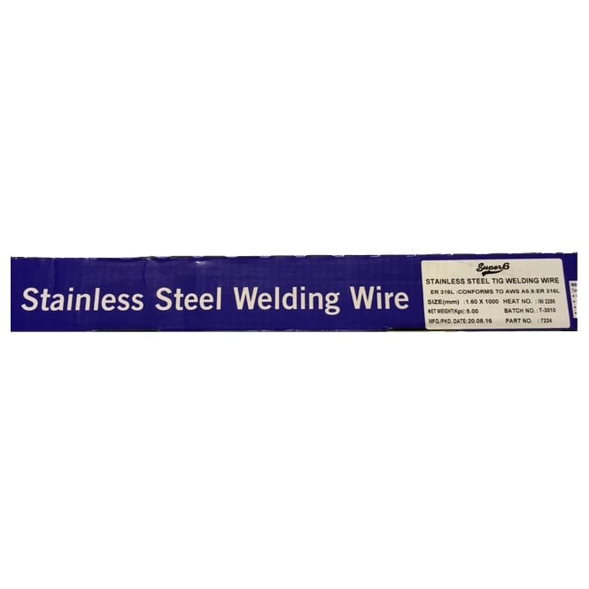 SWP 5kg 316L Stainless Steel TIG Wire