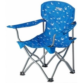 Vango Little Venice Kids Chair Blue