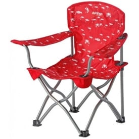 Vango Little Venice Kids Chair Red