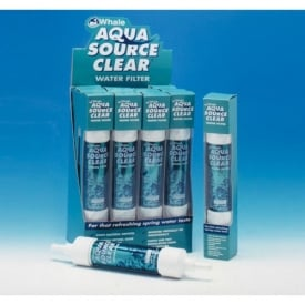 Whale Aqua Source Clear Water Filter 15mm WF1530